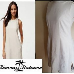 CCO ⬇️■Tommy Bahama■(10) Embroidered Silk Dress